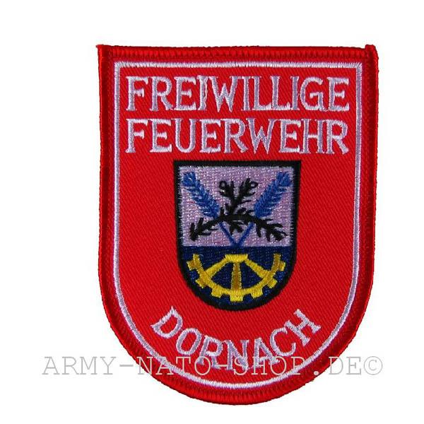 Deutsches Abzeichen Freiwillige Feuerwehr - Dornach