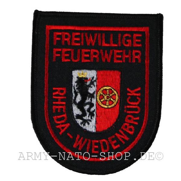 Deutsches Abzeichen Freiwillige Feuerwehr - Rheda-Wiedenbrück