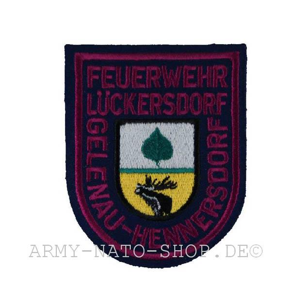 Deutsches Abzeichen Freiwillige Feuerwehr - Gelenau-Hennersdorf