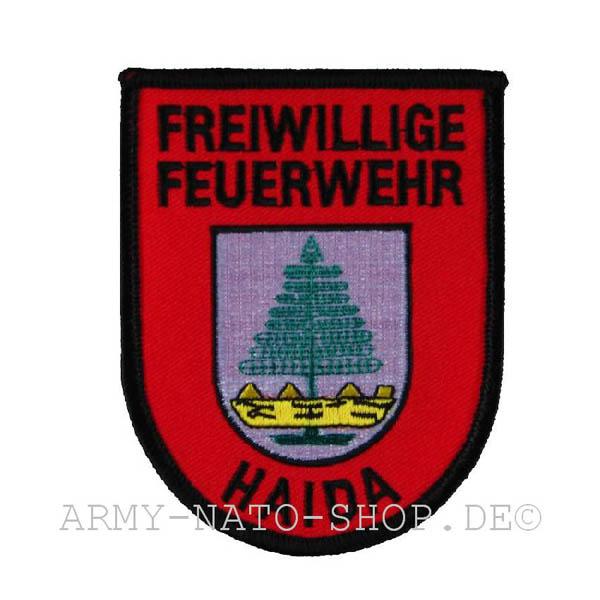 Deutsches Abzeichen Freiwillige Feuerwehr - Haida