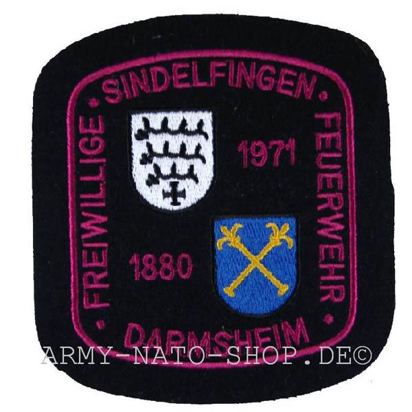 Deutsches Abzeichen Freiwillige Feuerwehr - Sindelfingen