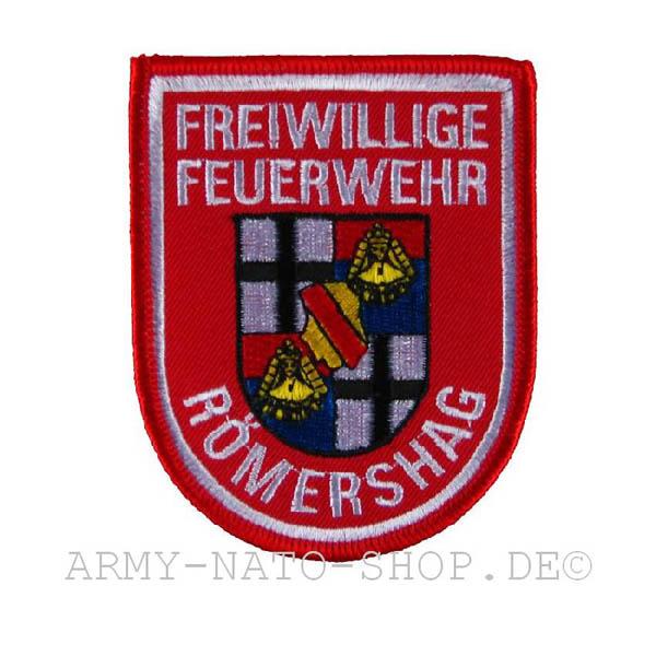 Deutsches Abzeichen Freiwillige Feuerwehr - Römershag