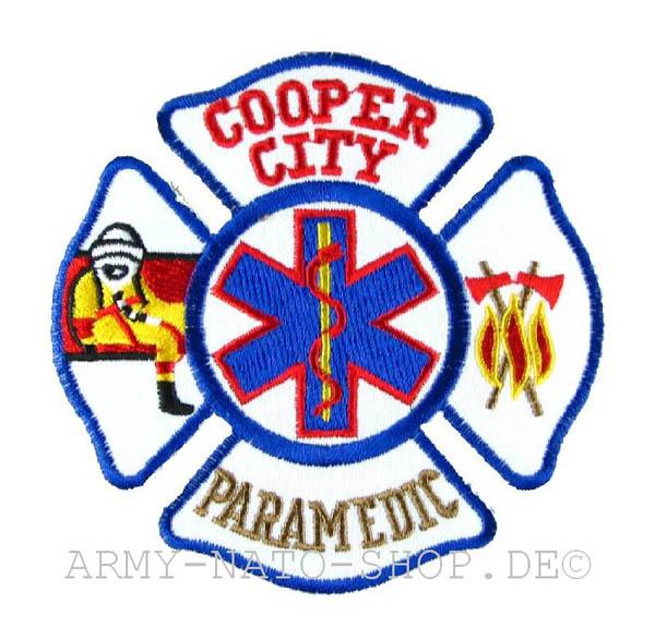 US Abzeichen Firefighter - Cooper City