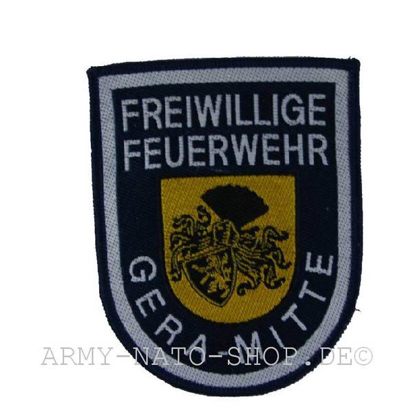 Deutsches Abzeichen Freiwillige Feuerwehr - Gera-Mitte