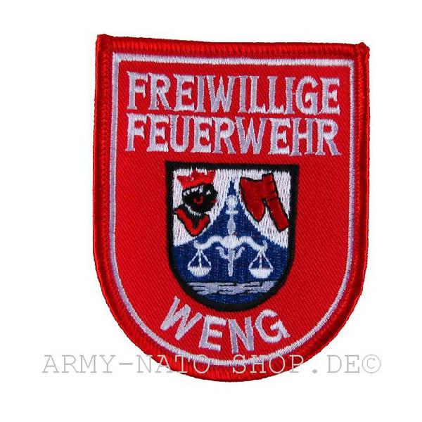Deutsches Abzeichen Freiwillige Feuerwehr - Weng
