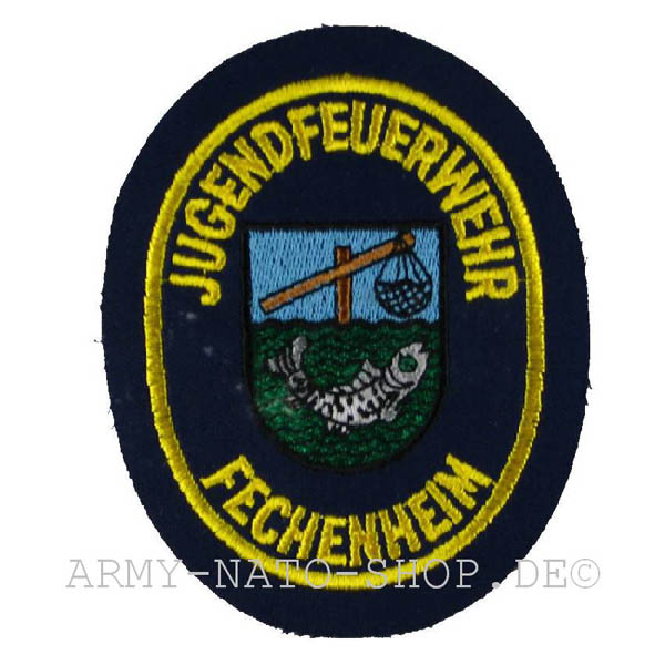 Deutsches Abzeichen Jugend Feuerwehr - Fechenheim