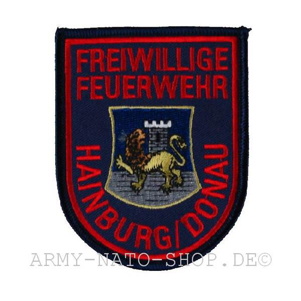 Deutsches Abzeichen Freiwillige Feuerwehr - Hainburg / Donau