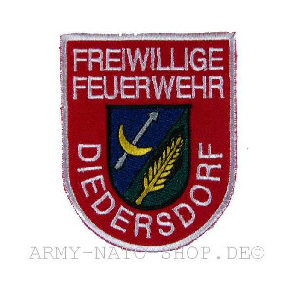 Deutsches Abzeichen Freiwillige Feuerwehr - Diedersdorf