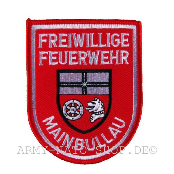 Deutsches Abzeichen Freiwillige Feuerwehr - Mainbullau