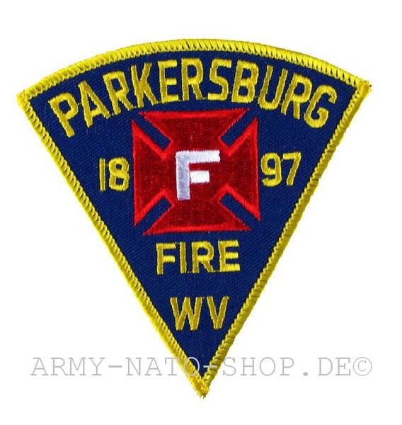 US Abzeichen Firefighter - Parkersburg