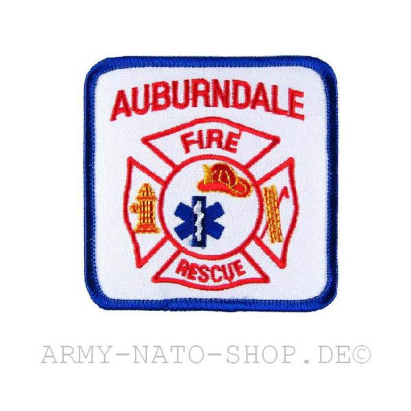 US Feuerwehr Abzeichen - AUBURNDALE FIRE