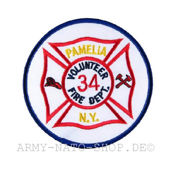 US Abzeichen Firefighter - Pamelia