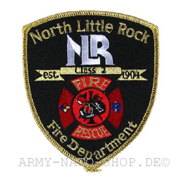 US Abzeichen - North little Rock