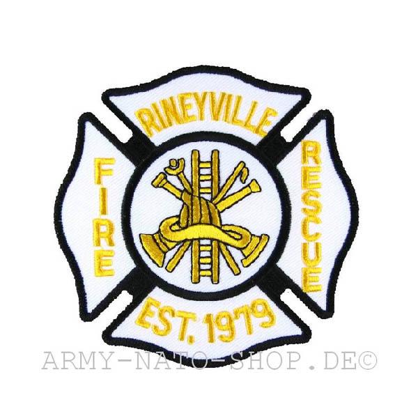 US Abzeichen Firefighter - Rineyville 1979