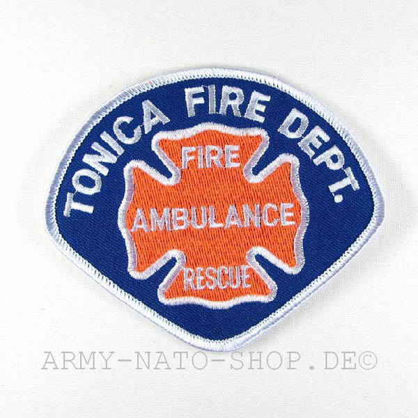 US Abzeichen Firefighter - Tonica fire