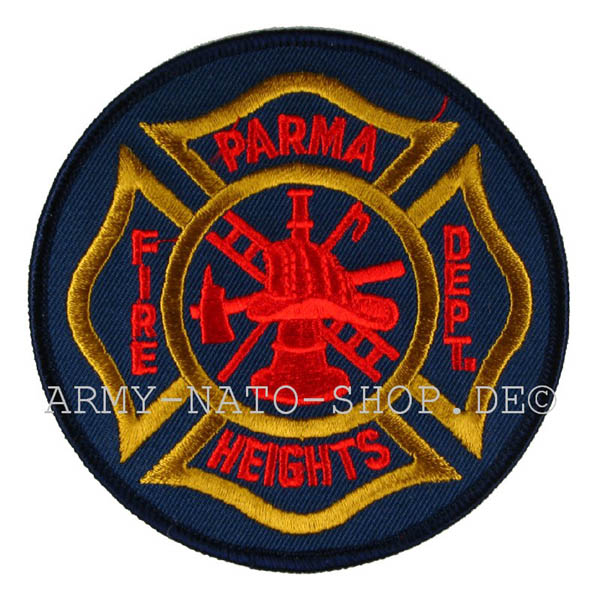 US Abzeichen Firefighter - Parma Heights