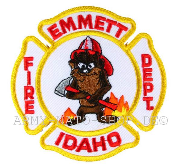 US Abzeichen Firefighter - Emmett Idaho