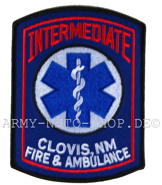 US Abzeichen Firefighter - Intermediate