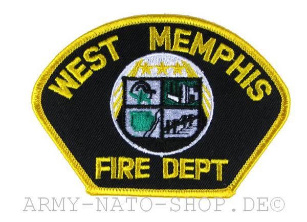 US Abzeichen Firefighter - West Memphis