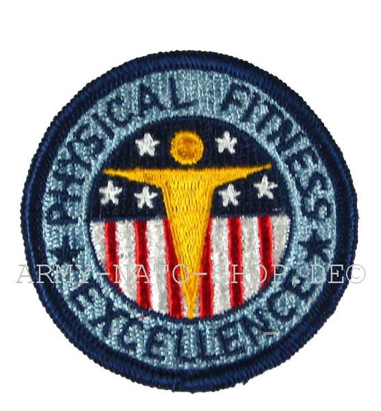 U.S ARMY Abzeichen Fitness