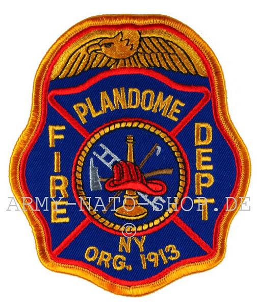 US Abzeichen Firefighter - Plandome N.Y 1913