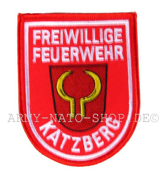 Deutsches Abzeichen Freiwillige Feuerwehr KATZBERG