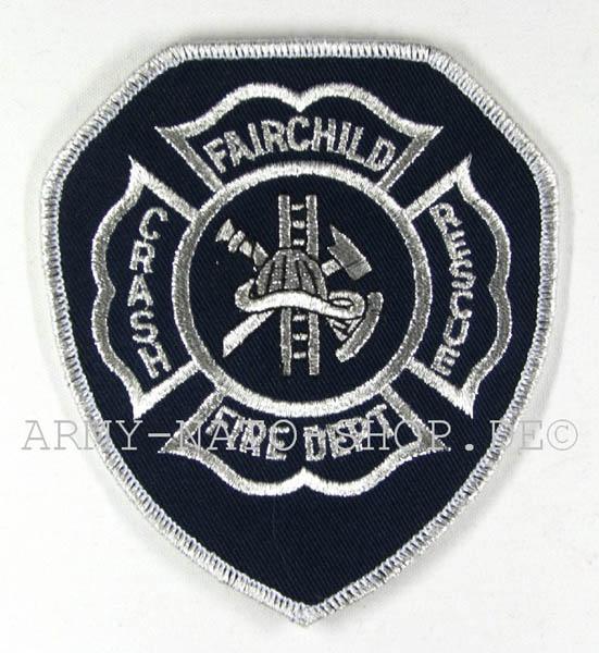 US Abzeichen Firefighter - Fairchild