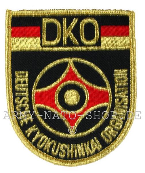 Aufnäher DKO