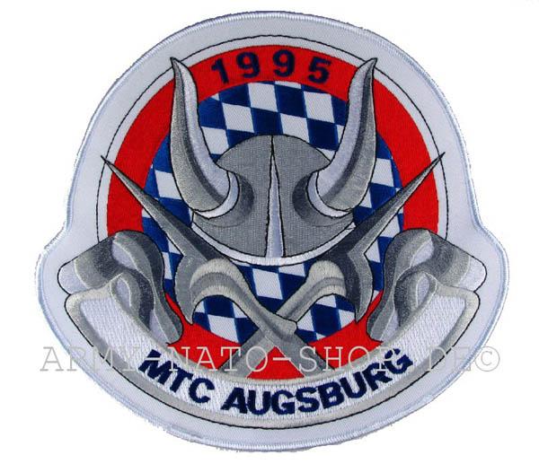 Aufnäher,MTG AUGSBURG 1995