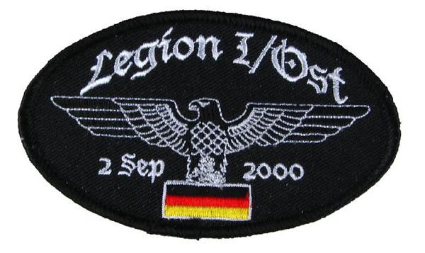 Bundeswehr Abzeichen Legion Ost