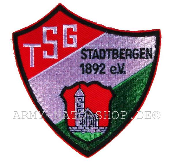 Aufnäher TSG STADT BERGEN 1892 e.v