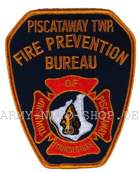 US Abzeichen Firefighter - Fire Prevention Bureau