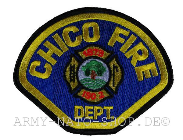 US Abzeichen Firefighter - Chico Fire 1873