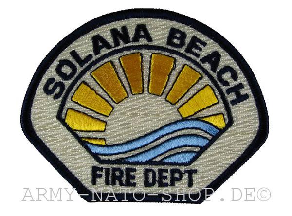 US Abzeichen Firefighter - Solana Beach