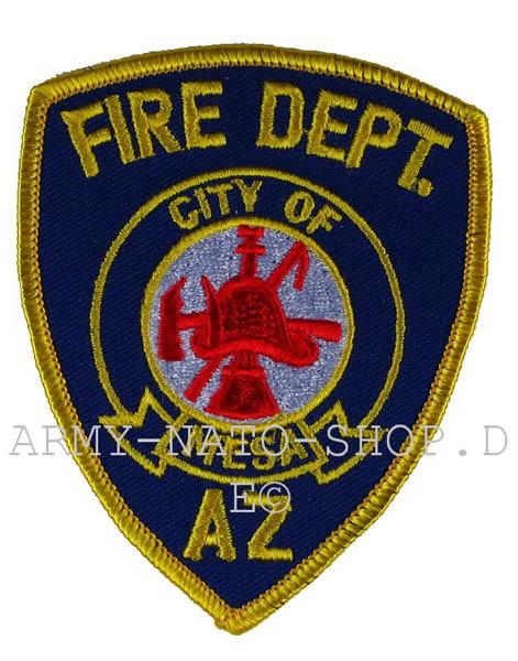 US Feuerwehr Abzeichen - City of Mesa
