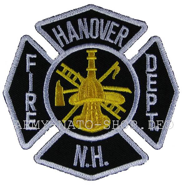 US Abzeichen Firefighter - Hanover