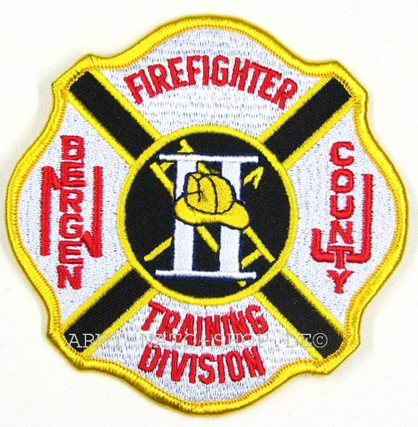 U.S. Abzeichen Firefighter - Training Division