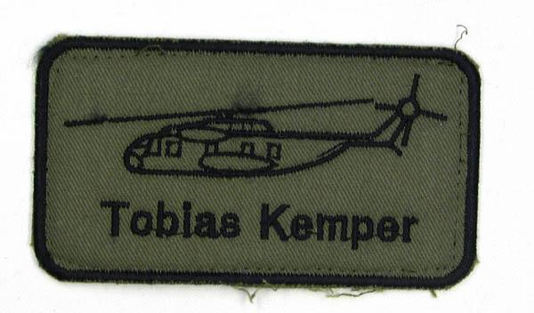 BW Abzeichen - Tobias Kemper