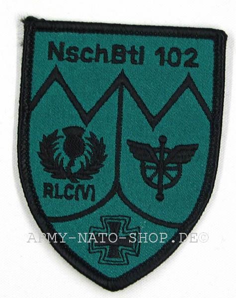 Deutsches Abzeichen - NaschBtl 102