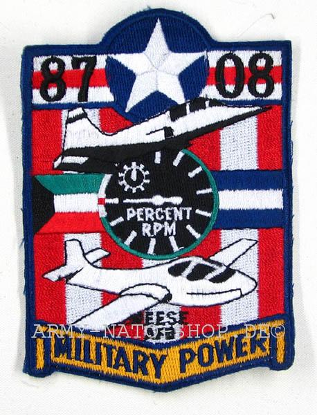 Abzeichen - Military Power 8708