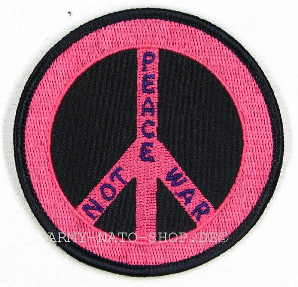 Abzeichen - Peace not War