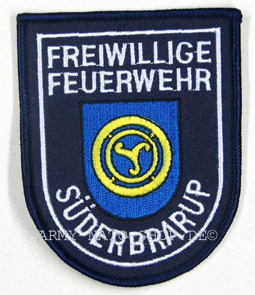 Deutsches Abzeichen Freiwillige Feuerwehr - Süderbrarup