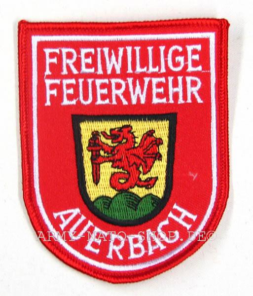 Deutsches Abzeichen Freiwillige Feuerwehr - Auerbach