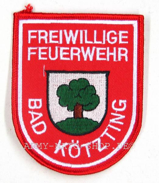 Deutsches Abzeichen Freiwillige Feuerwehr - Bad Kötzting