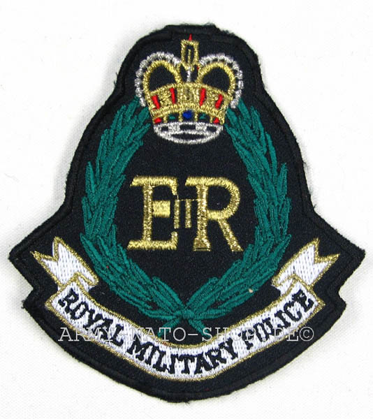 US Abzeichen Police - Royal Military