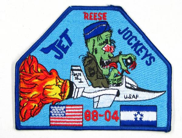 U.S. Abzeichen - Jet Jockeys