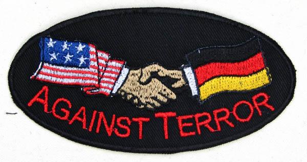 Abzeichen - Against Terror
