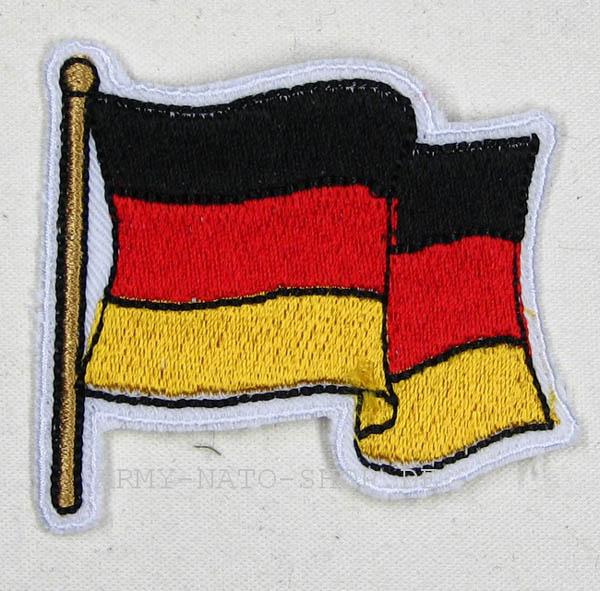 Abzeichen - Deutsche Flagge