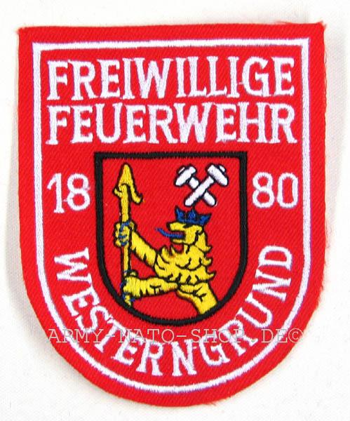 Deutsches Abzeichen Freiwillige Feuerwehr - Westerngrund