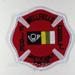 US Abzeichen Firefighter - Belleville